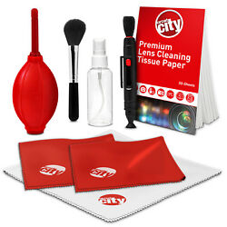 Circuit City Pro Cleaning Kit for DSLR Mirrorless and Compact Digital Cameras