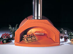 Wood Fired Pizza Oven Kit by Alfa Forni