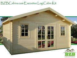 Log Cabin Kit Pool or Garden House 16'5