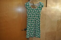 TWO SO Authentic American Heritage Daisy Print Sun Dresses SZ M $30.00