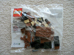 LEGO Monthly Mini Build - Rare - 40062 Log Cabin February 13 - New