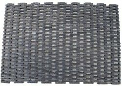 Durable Corporation 400 Dura-Rug Fabric Tire-Link Entrance Mat For Outdoors X