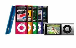 Apple iPod Nano 5th Generation 8GB amp; 16GB Used Tested All Colors $69.95