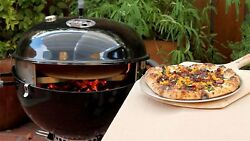 Pizza Oven Grill Deluxe Kettle Portable Grills Outdoor Camping Kitchen 18