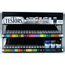 Testors Enamel Model Hobby Craft Paints - 36 NEW Colors! - 14 ounce bottles $1.84