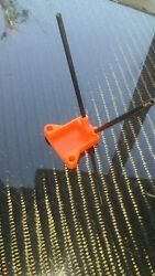 Indestructible FrSky XSR Receiver RX tray for racing drones USA seller $8.00