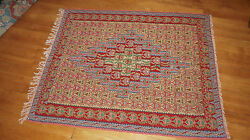 KURDISH KILIM   VILLAGE THIN WEAVING BOTH SIDES ARE USED NEW