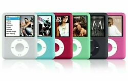 Apple iPod Nano 3rd Generation All GB Sizes Tested All Colors Free Ship $59.99