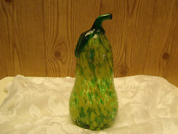 Collectible Blown Glass Fruit  Murano StyleFarmhouse Home DecorShe Shed