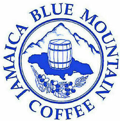 100% Jamaican Blue Mountain Peaberry Coffee Whole Beans Medium Roasted Daily 1LB $24.95