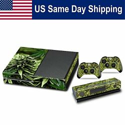Cover Remote Sticker Decal Protector Skin for Xbox One Console & Controller Bud