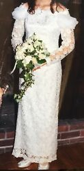 Wedding Gown Size 2