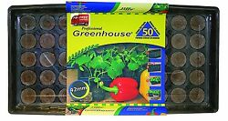 Germination Kit Herb Garden Indoor Mini Greenhouse Supplies Fast Growing Plants