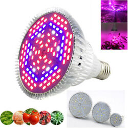 150 LED Full Spectrum E27 Plant Grow Light Growing Lamp Bulb indoor Flower hydro $6.64