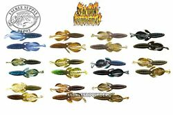 Reaction Innovations Kinky Beaver Creature Flipping Bait 5in 7pk - Pick $5.79