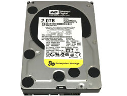 WD RE4 WD2003FYYS 2TB 64MB Cache 7200RPM SATA 3.0Gbs 3.5