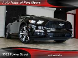 2016 Ford Mustang V6 We Finance & Ship Nationwide Fully ServicedFull Factory Warranty Leather Interio