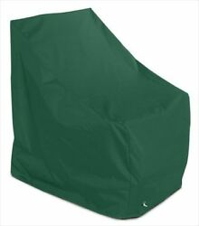 RESP-62750-Adirondack Chair Cover  Weathermax  Forest Green  62750