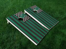 VINYL WRAPS Cornhole Board DECALS Michigan State Spartans 03 MSU Bag Game Toss