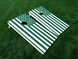 VINYL WRAPS Cornhole Board DECALS Michigan State Spartans 04 MSU Bag Game Toss