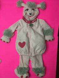 NWT OLD NAVY PINK POODLE COSTUME HALLOWEEN FI FI 12 24 MONTHS 2 PIECE OUTFIT DOG $29.99