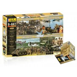 Heller Limited Edition 70Th Anniversary Of The D-Day 172 Scale Kit Heller 5300