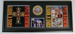 Axl Rose GUNS N' ROSES Signed