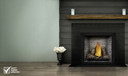 Napoleon HDX52 STARfire Modern Gas Fireplace Tall Flame Direct Vent 52 inch Big