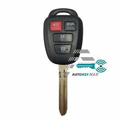 Replacement For 2015 Toyota Camry Keyless Entry Car Key Fob Remote Shell Case $5.58