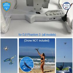 PROFESSIONAL Release Device Drone Fishing Payload Delivery for DJI Phantom 3 $179.00