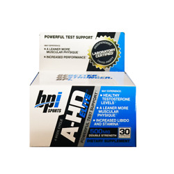 BPI Sports A-HD ELITE Powerful Test Support - 30 Servings