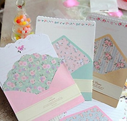 SCStyle 32 Cute Kawaii Lovely Special Design Writing Stationery Paper with... $14.11