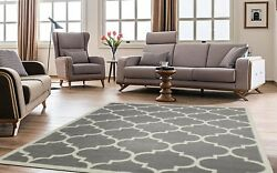 Area Rugs 8x10 Grey Large Men Women Kids Pad Clearance Play Area Outdoor Vintage