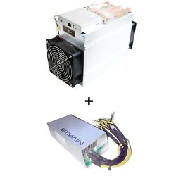 Bitmain Antminer A3 Blake(2b) Algorithm Siacoin 815GHs wPSU FIRST BATCH NEW