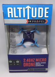 Stunt Micro Drone Remote Controlled 2.4 GHZ Indoor Outdoor Assorted Colors $19.79