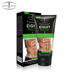 Aichun Eight Pack For Men Cream Strong Waist Torso Smooth Lines Press Belly 170g $11.99
