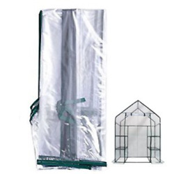 Homewell Walk-In Green House Replacement Cover 3 Tier 6 Shelf