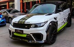 Land Rover Range Rover Sport Asp STYLE Wide Body Kit Front Rear Bumper Spoiler