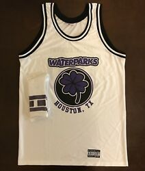 Rare Waterparks Houston Texas Basketball Jersey Plus Socks $124.99