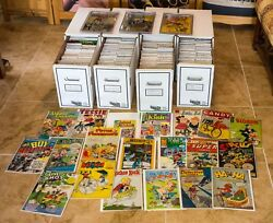 Bicycle Comics - Over 1400 Comic Books with Bicycle Tricycle and Unicycle Art