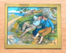 1910 Turkish Trophies - T57 Fable Series - The Travelers & The Plane Tree - EX