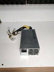 Bitmain Antminer APW3++ PSU 1200W1600W - AC Cable Included - Ships same day  $160.00
