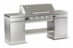 Beefeater 5 Burner 1100 Series Discovery Outdoor Kitchen 5 Burner BBQ Pack