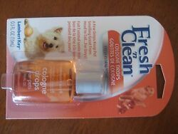 Lambert Kay Dog Grooming Fresh 'n' Clean Cologne Drops (RARE)