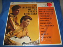 The Golden Hits Of The Everly Brothers NMl Lp Warner Brothers WS-1471[INV-21] $14.99