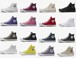 NEW Converse Chuck Taylor All Star High Top Canvas Casual Sneakers Unisex Shoes $46.71