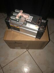Antminer V9 4THs Bitcoin Cash Brand New!! No PSU USA shipping only!!! $85.00