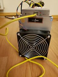 Antminer A3 Sia Blake2b in Hand! Flawless condition! PSU included! Fast Shipping
