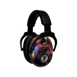 SOUND SOLDIER ENHANCED ELECTRONIC EARMUFFS 27DB PROTECTION KRYPTEK PURPLE