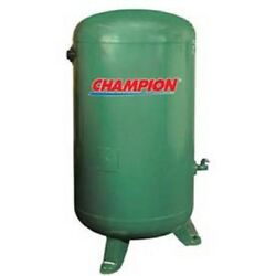 NEW! Champion Z1689 Vertical Tank Z1689 Primered 400 Gal!!